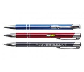 CUBA - Metal Ball Pen