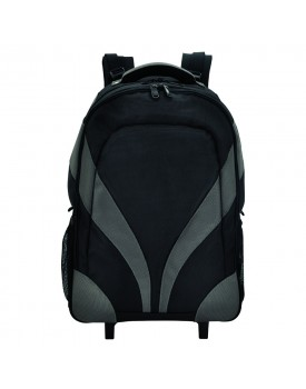 vivid looking trolley backpack