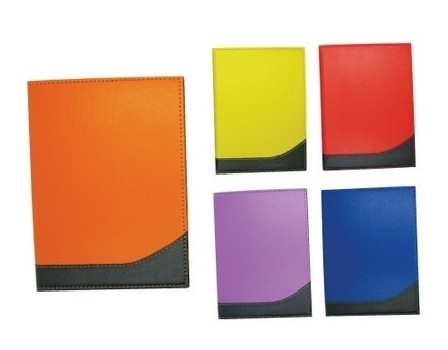 PGM MC PU WRAPPED SLASH NOTEPAD
