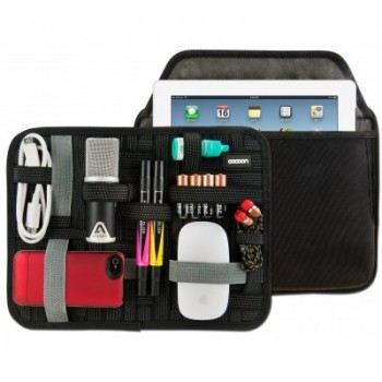 """11"""" GRID-IT!® Accessory Organizer with Tablet Storage Pocket  For Apple iPad"""