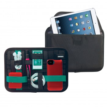 """8"""" GRID-IT!® Accessory Organizer with Tablet Pocket  For 7""""~8"""" Tablets"""