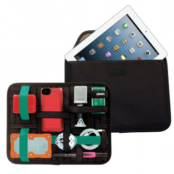 """11"""" GRID-IT!® Accessory Organizer with Tablet Pocket  For 9""""~11"""" Tablets"""