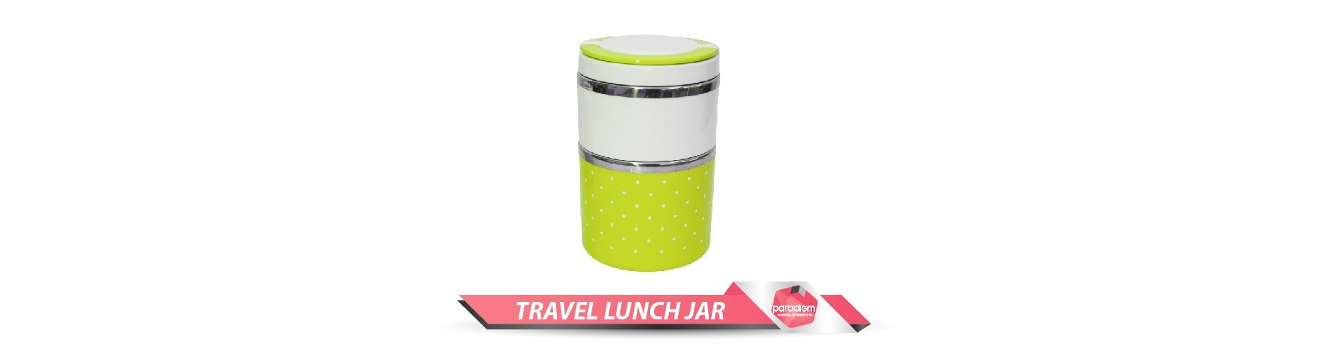 Travel Lunch Jar