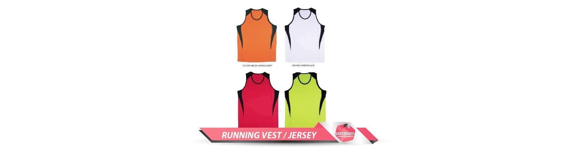 Running Vest / Jersey