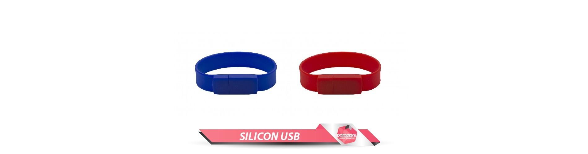 Bracelets silicone series USB
