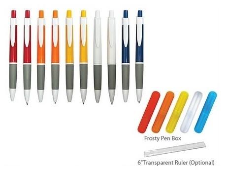 Frosty Delo Pen / Pencil Set 1 (V21)