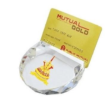 PGM MC CRYSTAL NAME CARD HOLDER-8183