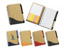 PGM MC SLOT NOTEPAD WITH PEN