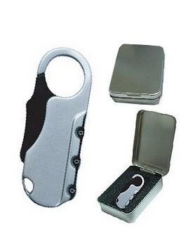 Exclusive Sleek Metal Luggage Lock