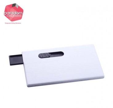 Cool Aluminium Card USB Flash Drive