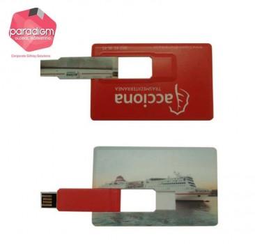 Custom Card USB Flash Drive