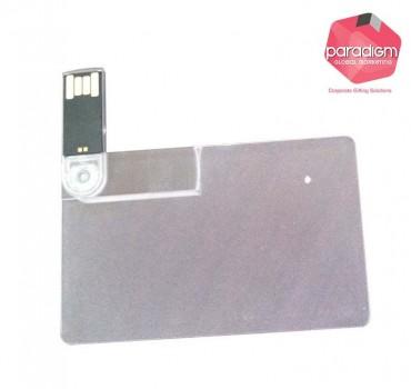ABS/PC Plastic Card USB Flash Drive