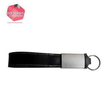 Black Leather USB Flash Drive