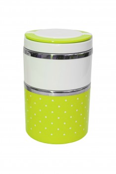 Stainless Steel Lunch Box with Food Container