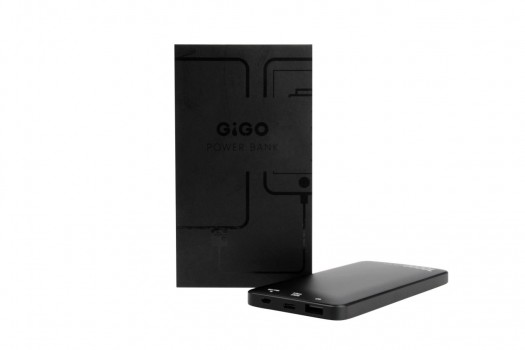 (10000mAh) GIGO MAX - Li Polymer Power Bank