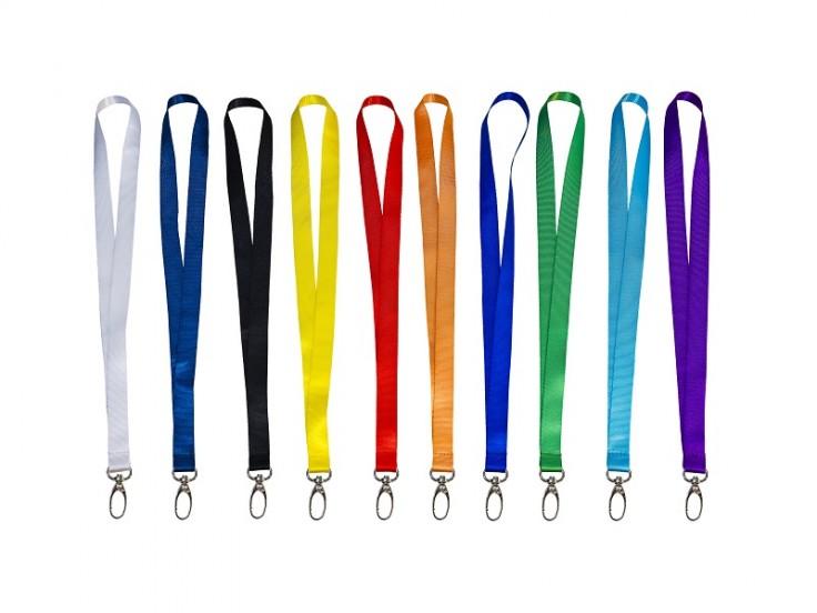 Nylon Card Necklace Holder