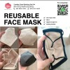 Reusable Face Mask 5 Layer