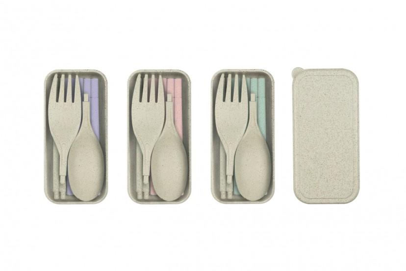 BON EATO - Eco Cutlery Set