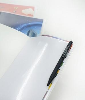 PGM ED Ziplock Notebook