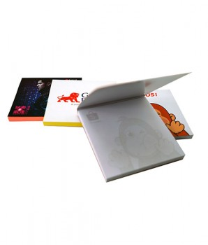 PGM ED Sticky Notepad Soft Cover