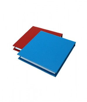 PGM ED Sticky Notepad Hard Cover