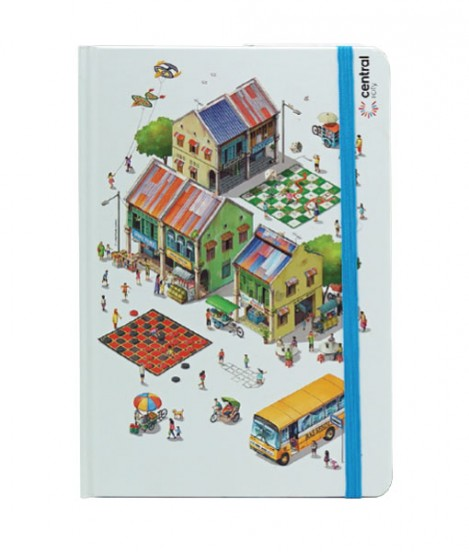 PGM ED Full Color Papertype Notebook