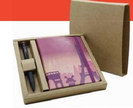 PGM ED A6 Notebook Set