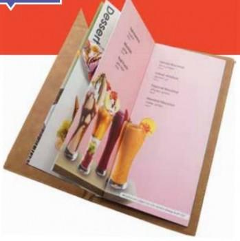 PGM ED Custom Menu Book