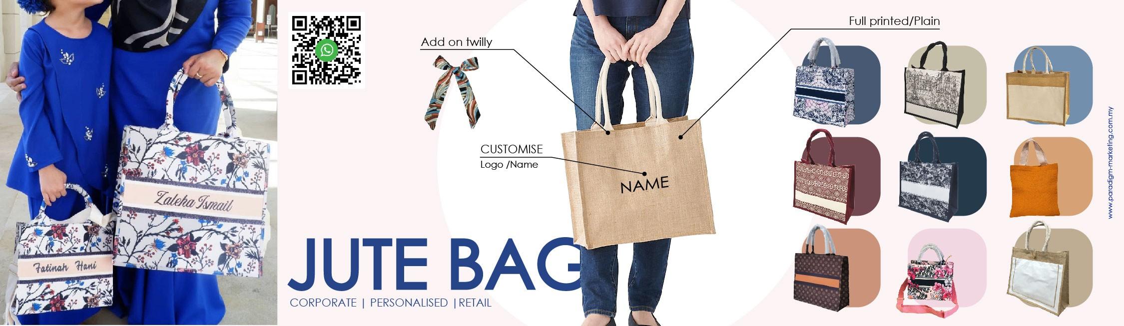 Jute Bag New